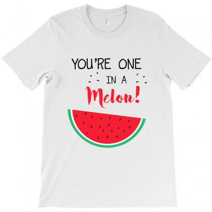 You Are One In A Melon T-shirt Designed By Party