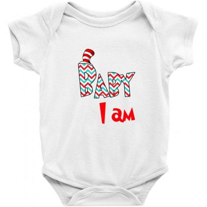 Baby I Am Baby Bodysuit