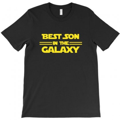 Best Son In The Galaxy T-shirt Designed By Party