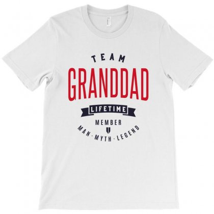 Granddad Tees T-shirt Designed By Chris Ceconello