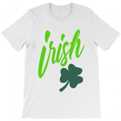 Irish T-shirt Designed By Ale C. Lopez