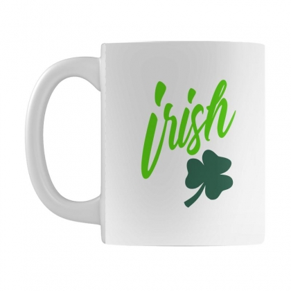 Irish Mug Designed By Ale C. Lopez