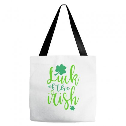 Luck Of The Irish Tote Bags Designed By Ale C. Lopez