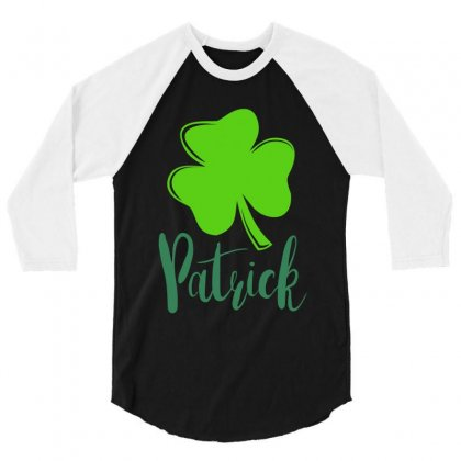 Patrick 3/4 Sleeve Shirt Designed By Ale Ceconello