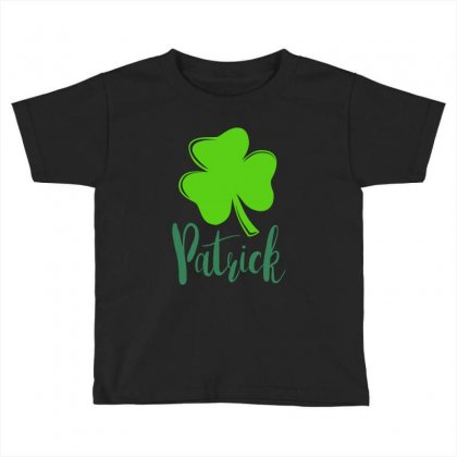 Patrick Toddler T-shirt Designed By Ale Ceconello