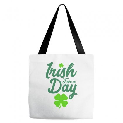 Irish For A Day Tote Bags Designed By Ale C. Lopez