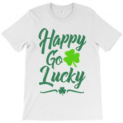 Happy Go Luck T-shirt Designed By Ale C. Lopez