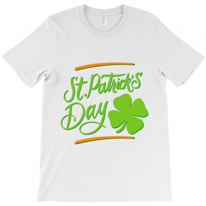 St. Patrick's Day T-shirt Designed By Ale C. Lopez