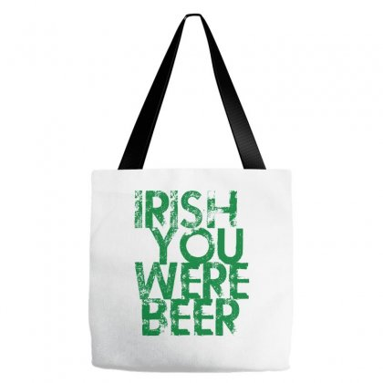 Irish You Were Beer Tote Bags Designed By Ale C. Lopez