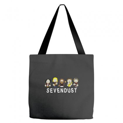 Sevendust South Park Tote Bags Designed By Gooseiant