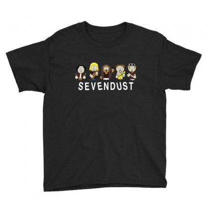 Sevendust South Park Youth Tee Designed By Gooseiant