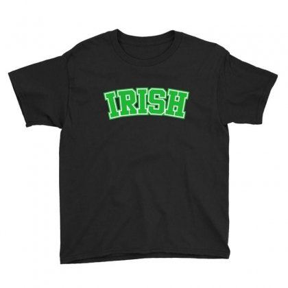 Irish Youth Tee Designed By Jimmy's T's