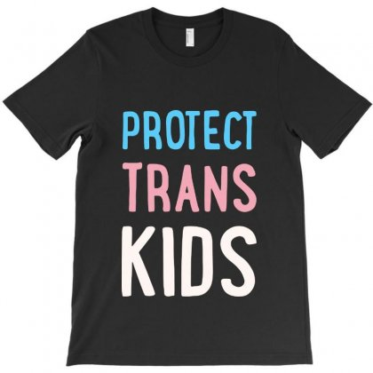 Protect Trans Kids T-shirt Designed By Bertaria