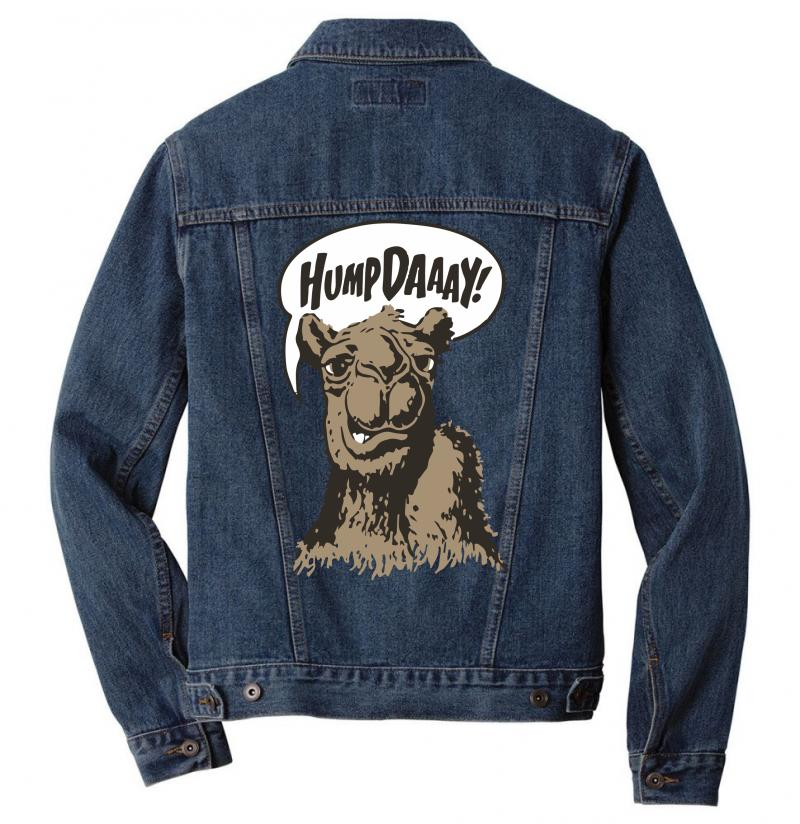 Hump-dayyyyyy Men Denim Jacket | Artistshot