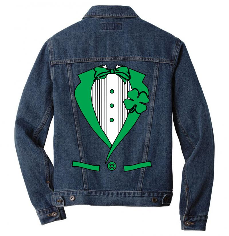 Irish-suit Men Denim Jacket | Artistshot