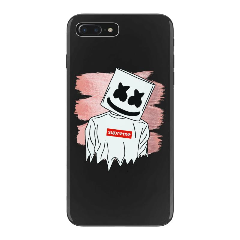 low priced b9798 fdf9f Marshmello Supreme Iphone 7 Plus Case. By Artistshot