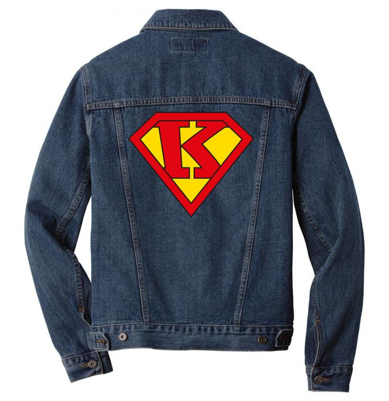 K Men Denim Jacket | Artistshot