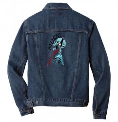 music till i die Men Denim Jacket | Artistshot