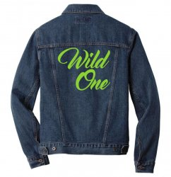 Wild One Men Denim Jacket | Artistshot