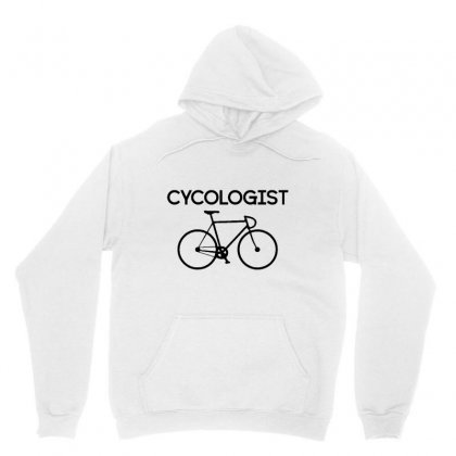 Cycologist Unisex Hoodie Designed By Bertaria