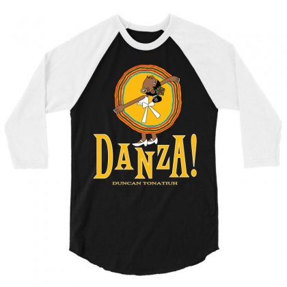 Danza Duncan Tonatiuh Ballet 3/4 Sleeve Shirt Designed By Garnisflok