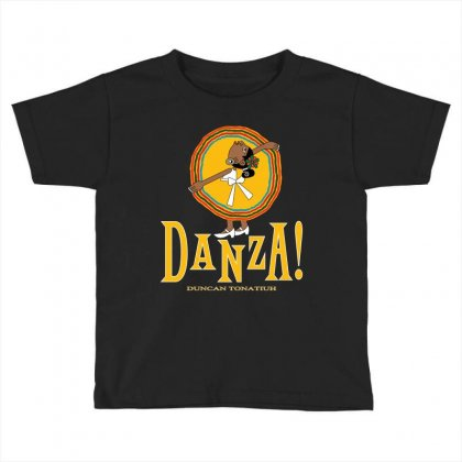 Danza Duncan Tonatiuh Ballet Toddler T-shirt Designed By Garnisflok