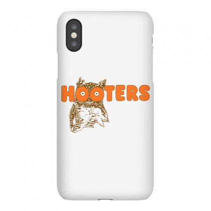 Hooters Boo Hoo Iphonex Case Designed By Garnisflok
