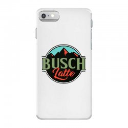 vintage busch light busch latte iPhone 7 Case | Artistshot