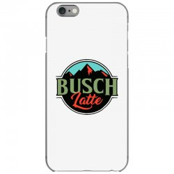 vintage busch light busch latte iPhone 6/6s Case | Artistshot