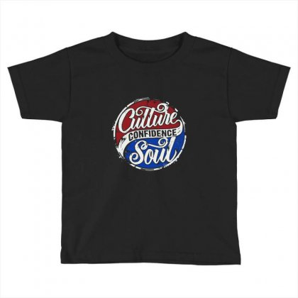 Culture Confidence Toddler T-shirt Designed By Bertaria