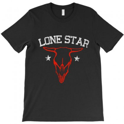 Lone Star T-shirt Designed By Frizidan