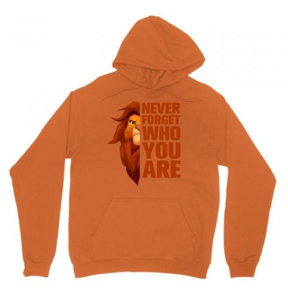 Never Forget Who You Are For Light Unisex Hoodie Designed By Nurbetulk