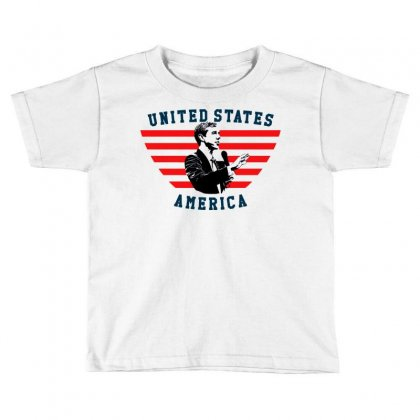 United States America Beto Toddler T-shirt Designed By Sengul
