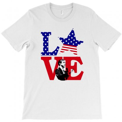 Love America Beto T-shirt Designed By Sengul