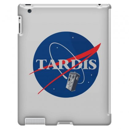 Tardis Doctor Who Parody Ipad 3 And 4 Case Designed By Salmanaz