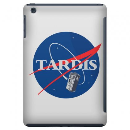 Tardis Doctor Who Parody Ipad Mini Case Designed By Salmanaz