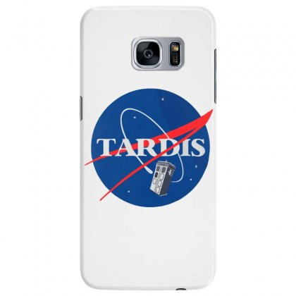 Tardis Doctor Who Parody Samsung Galaxy S7 Edge Case Designed By Salmanaz