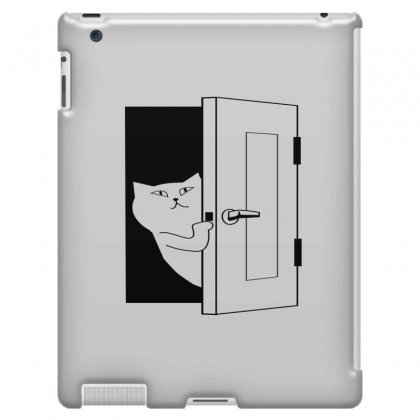Door Peep Beginning Ipad 3 And 4 Case Designed By Salmanaz