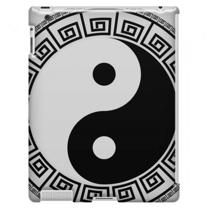 Yin Yang Eastern Asian Philosophy Ipad 3 And 4 Case Designed By Salmanaz