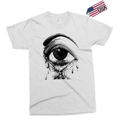 Allergy Art Crying Drawing Eye Exclusive T-shirt Designed By Salmanaz