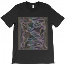 abstract background chromatic T-Shirt | Artistshot