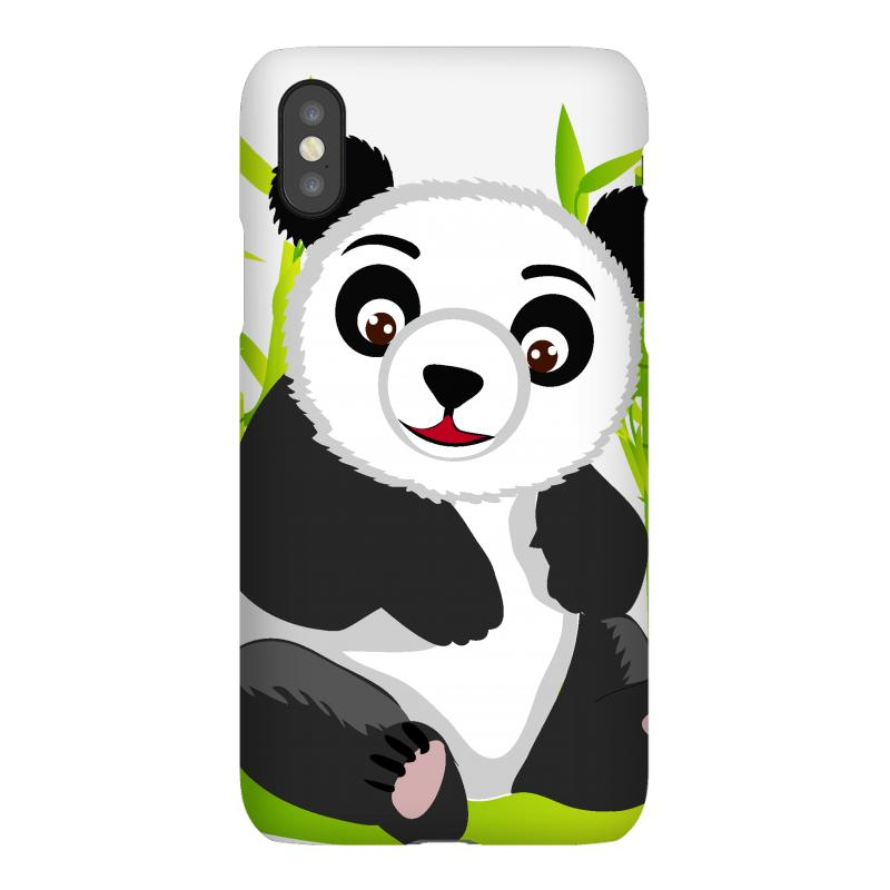 Giant Panda Bear Iphonex Case | Artistshot