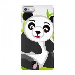 Giant panda bear iPhone 7 Case | Artistshot