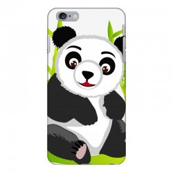 Giant panda bear iPhone 6 Plus/6s Plus Case | Artistshot