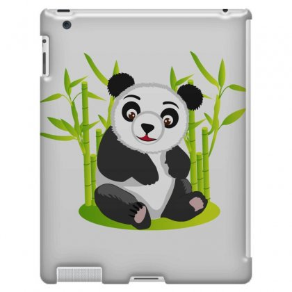Giant Panda Bear Ipad 3 And 4 Case Designed By Salmanaz