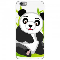 Giant panda bear iPhone 6/6s Case | Artistshot