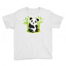 Giant panda bear Youth Tee | Artistshot
