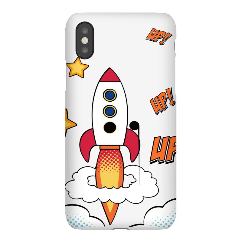 Rocket Cartoon Iphonex Case | Artistshot