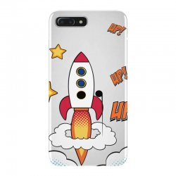 rocket cartoon iPhone 7 Plus Case | Artistshot