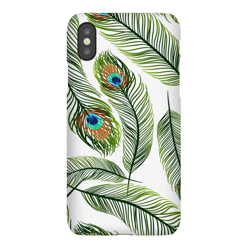 Green Peacock Ling Vector Iphonex Case | Artistshot